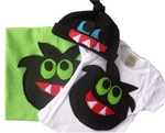 Monster Gift Sets for Baby  @DishyDuds.com