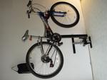 Boone Dock bike rack storage