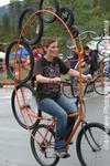 Crazy bikes