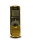 Buzzirk Mobile Gold Plated Phone