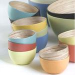 Bambu Lacquerware Bowls