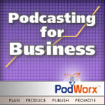Podcasting for Business Logo