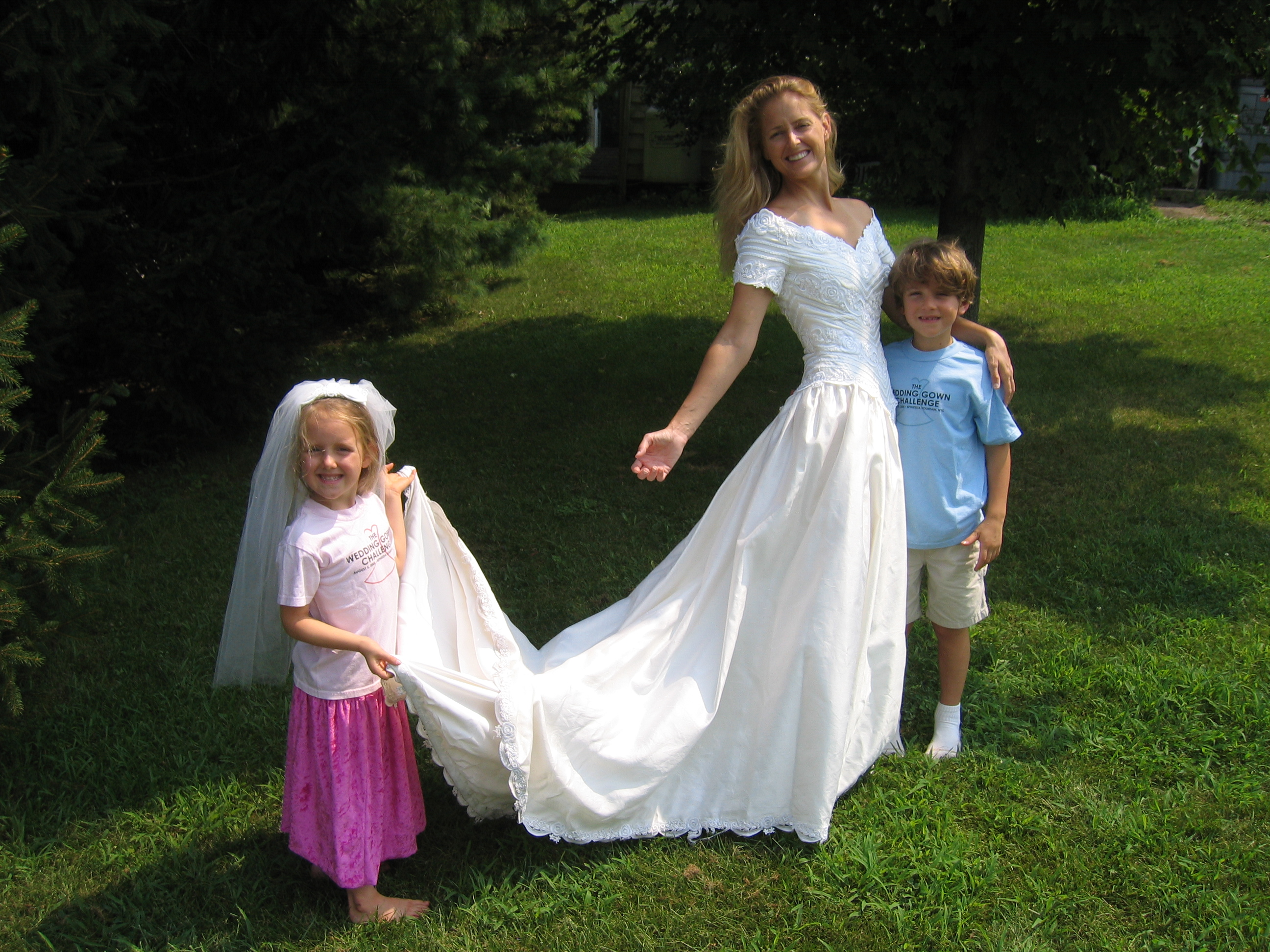 """99 Dollar Wedding Gowns: Second Annual Wedding Gown Challenge: """"Women Should Fit"""