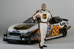 Dale Jarret with NASCAR #88