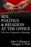 Sex, Politics & Religion at the Office Front Cover