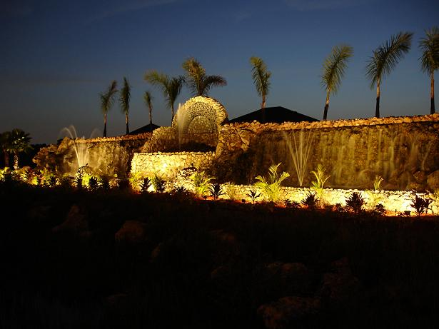 Landscape Lighting Franchise : Outdoor lighting franchise nitelites of fort myers