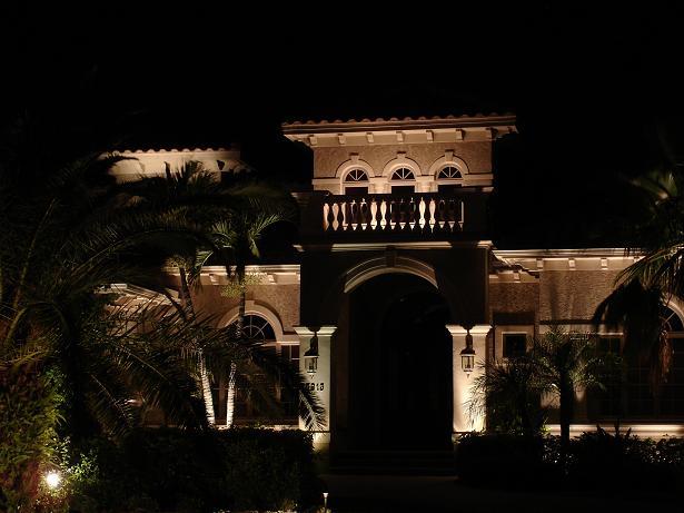 Outdoor Lighting Franchise NiteLites Of Fort Myers Naples FL Set To Dazzl