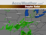 AccuWeather Radar Content