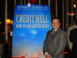 Howard Dvorkin, author of Credit Hell: How to Dig Out of Debt