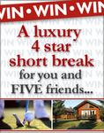 Win a Luxury Short Break