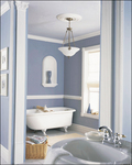 Few things improve the look of a home's interior as quickly as moulding and other wall and ceiling accents.