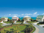 Shoreline's location is one of the most secluded beach spots on Grand Bahama Island and will be composed of a total of 76 luxuriously appointed Bahamian-style single-family homes.