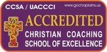 Coaching School Accreditation Logo