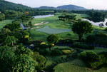 Golf Couse in Thailand