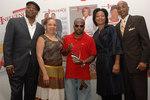 Jermaine Dupri Accepts 2006 Influencer Award