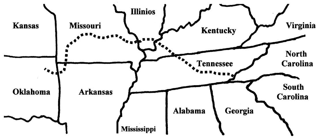 the trail of tears the united states policy on the cherokee nation Cherokee trail of tears  borders between the united states and the cherokee nation,  the president pursuing a removal policy, the cherokee nation,.