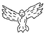 The Great Bird in Redbird's Dream