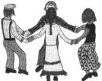 "Dancing ""The Basic"" Clog Step"