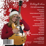 Whitney Wolanin Christmasology Album Back Cover