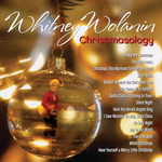 Whitney Wolanin Christmasology Album Front Cover