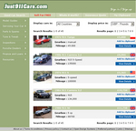 Porsche 911 search results