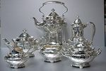 1893 Colombian World Exposition Tiffany Tea Set