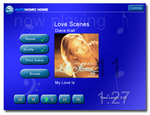 Sample Touch Panel Interface - Small
