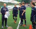 "Coach Redolfi at EduKick Italy ""Ascoli Soccer Academy"" Soccer Boarding School"