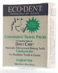 Eco-Dent Travel Pack Toothpowder