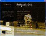 Free Music Download: Backyard Music by Kimo Watanabe
