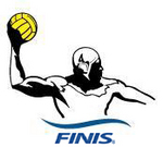 Finis Men's Classic Water Polo Logo