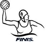 Finis Women's Classic Water Polo Logo