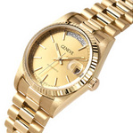 18K Gold Geneve Watches