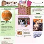 Swagtime.com Sample Home Page