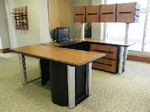 Protective Office Furniture System