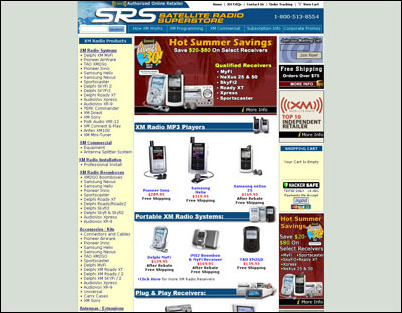 Best deals xm radio