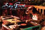 DJ Freckles from Disney's 101 Dalmations spins at SkyBark