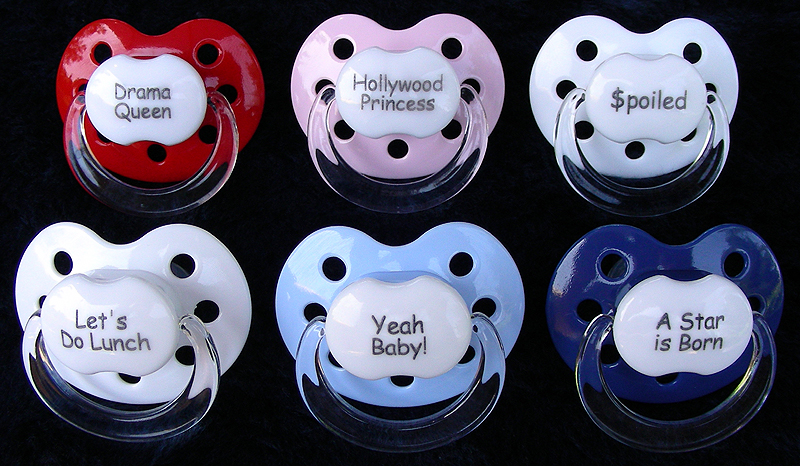 Mypacifier personalized pacifiers selected for ultimate tv mypacifiers for ultimate tv nominee gift bagsmypacifier personalized pacifiers custom made for tv stars in madison mulhollands ultimate tv nominee gift negle Image collections