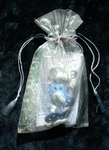 Ultimate TV Nominee gift bag containing MyPacifiers