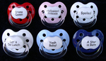 MyPacifiers for Ultimate TV Nominee gift bags