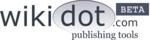Wikidot.com logo