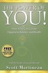 """Book Cover """" The Power Of YOU!"""