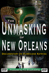 'Unmasking New Orleans' Cover Graphic