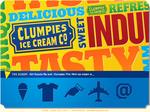 Clumpies Ice Cream Website
