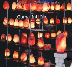 Himalayan Salt Lamps Gamma : GAMMA is the First Salt Lamp Manufacturer Granted Canadian Standards Association Safety Approval