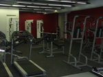 Professional training platform in The Fitness Lair