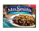 Mrs. Smith's - Blackberry Crisp