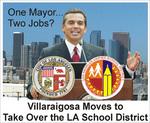 L.A. Mayor Antonio Villaraigosa Brawls for Control of School District