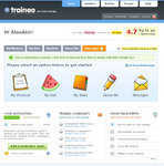 traineo.com - User Homepage