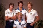 The Arapahoe Foosball Varsity Team
